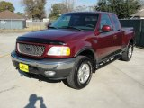 2003 Ford F150 XLT SuperCab 4x4 Data, Info and Specs