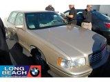 1997 Shale Beige Metallic Cadillac DeVille Sedan #42063391