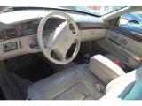 1997 Cadillac DeVille Sedan Cappuccino Cream Interior