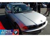 2000 Titanium Silver Metallic BMW 3 Series 323i Sedan #42063392