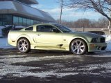 2005 Legend Lime Metallic Ford Mustang Saleen S281 Coupe #42063400