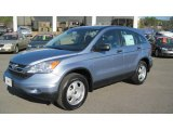 2011 Glacier Blue Metallic Honda CR-V LX #42063449