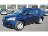 2011 Royal Blue Pearl Honda CR-V SE #42063450