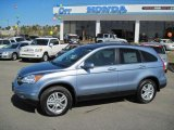 2011 Glacier Blue Metallic Honda CR-V EX-L #42063453