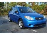 2007 Speedway Blue Pearl Toyota Matrix  #42063955