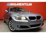 2011 Blue Water Metallic BMW 3 Series 328i Sedan #42063493