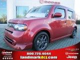 2009 Scarlet Red Nissan Cube 1.8 SL #42063307