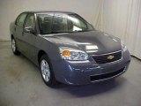 2007 Dark Gray Metallic Chevrolet Malibu LT Sedan #42063512