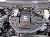 2007 Dodge Ram 3500 SLT Quad Cab 4x4 6.7 Liter OHV 24-Valve Turbo Diesel Inline 6 Cylinder Engine