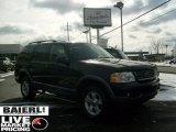 2003 Black Ford Explorer XLT #42099223