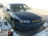 2001 Navy Blue Metallic Chevrolet Impala  #42099248