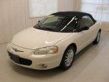 2002 Stone White Chrysler Sebring Limited Convertible #42099808