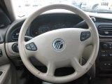 2000 Mercury Sable LS Premium Sedan Steering Wheel