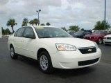 2007 White Chevrolet Malibu LS Sedan #392647