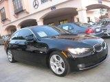 2008 Black Sapphire Metallic BMW 3 Series 328i Coupe #42099470