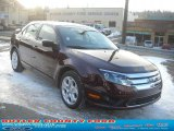 2011 Red Candy Metallic Ford Fusion SE #42099488