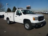 2011 GMC Sierra 2500HD Work Truck Regular Cab 4x4 Utility Data, Info and Specs