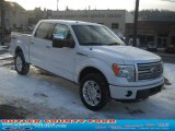 2011 Ford F150 Platinum SuperCrew 4x4