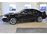 2001 Black Ford Mustang GT Coupe #42099538