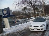 2006 Taffeta White Acura RSX Sports Coupe #4212309
