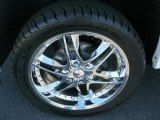 2011 Chevrolet Silverado 1500 LT Crew Cab Custom Wheels