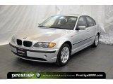 2005 Titanium Silver Metallic BMW 3 Series 325i Sedan #42133782