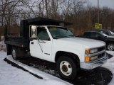 2000 Chevrolet Silverado 3500 Regular Cab Chassis Dump Truck Data, Info and Specs