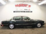 1998 British Racing Green Jaguar XJ Vanden Plas #42133821