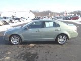 2009 Moss Green Metallic Ford Fusion SEL V6 #42134217