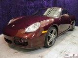 Porsche Cayman 2007 Data, Info and Specs