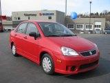 2006 Suzuki Aerio Racy Red