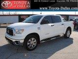 2010 Super White Toyota Tundra SR5 CrewMax #42133854