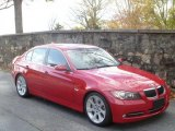 2008 Crimson Red BMW 3 Series 335i Sedan #42133897