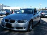 2007 Titanium Silver Metallic BMW 3 Series 328i Convertible #42134318