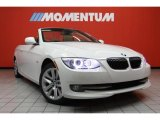 2011 Alpine White BMW 3 Series 328i Convertible #42134135