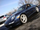 2007 Midnight Blue Metallic Porsche 911 Carrera Coupe #42133737