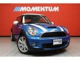 2007 Laser Blue Metallic Mini Cooper S Hardtop #42134148