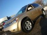 2004 Luminous Gold Metallic Nissan Murano SL AWD #42133743