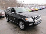 2008 Ford Explorer Limited 4x4 Data, Info and Specs