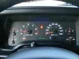 2006 Jeep Wrangler Unlimited Rubicon 4x4 Gauges