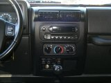 2006 Jeep Wrangler Unlimited Rubicon 4x4 Controls