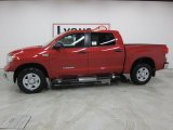 2011 Radiant Red Toyota Tundra CrewMax 4x4 #42187753