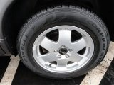 Volvo XC70 2003 Wheels and Tires
