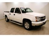 2006 Summit White Chevrolet Silverado 1500 Z71 Crew Cab 4x4 #42188389