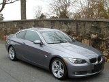 2008 Space Grey Metallic BMW 3 Series 335i Coupe #42187987