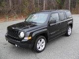 2011 Jeep Patriot Brilliant Black Crystal Pearl