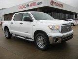 2011 Super White Toyota Tundra TSS CrewMax #42188198