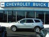 2010 Quicksilver Metallic Buick Enclave CXL AWD #42188010