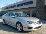 2010 Brilliant Silver Metallic Ford Fusion Sport AWD #42188439