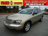 2004 Linen Gold Metallic Chrysler Pacifica  #42188458